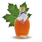 Maple Syrup Classic Bottle