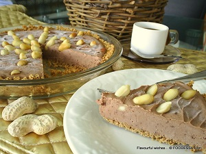 Chocolate Peanut Butter Dulce de Leche