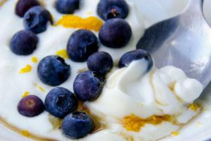 Summertime Yoghurt