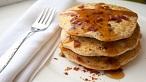 Bacon Jalapeno Cornmeal Pancakes