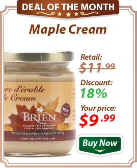 Maple Syrup World - Deal Of The Mont - Maple Syrup Gift